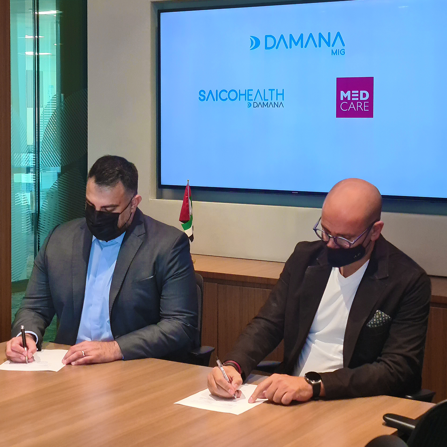 DAMANA AND MEDCARE JOIN FORCES TO LAUNCH INNOVATIVE CHRONIC CARE MANAGEMENT PROGRAMME